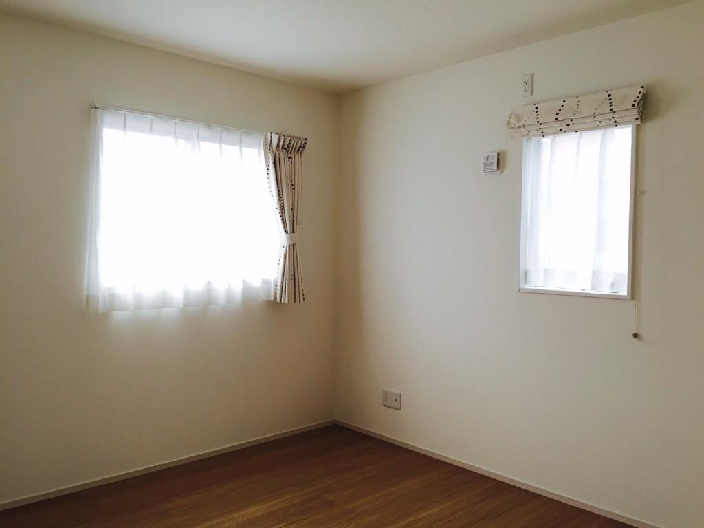 シンプルだからこそ、家具の種類や配置でいろいろアレンジできそうですね