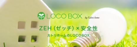 LOCO BOX eneo 見取り図