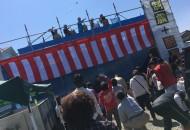 5/19構造見学会&餅まき(上...