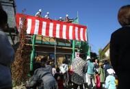 12/16(日)構造見学会&餅まき(上棟祭)